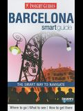 Insight Guide Barcelona Smart Guide