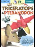 Dinosaurs: Triceratops & Pteranodon