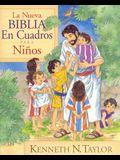 La Nueva Biblia En Cuadros Para Niños = New Bible in Pictures for Little Eyes