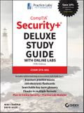 Comptia Security+ Deluxe Study Guide with Online Labs: Exam Sy0-601