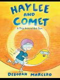 Haylee and Comet: A Trip Around the Sun