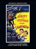 Abbott and Costello Meet Frankenstein: (Universal Filmscripts Series Classic Comedies, Vol 1)