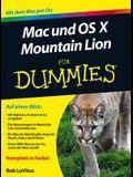 Mac Und OS Mountain Lion Fur Dummies