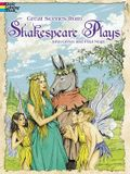 Great Scenes from Shakespeare's Plays (Dover Classic Stories Coloring Book)