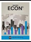 Econ Macro (with Econ Macro Online, 1 Term (6 Months) Printed Access Card) [With Access Code]