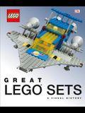 Great Lego Sets: A Visual History