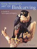 Greg Woodard's Art of Bird Sculpture: Wood, Bronze & Clay
