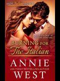Burning for the Italian: Hot Italian Nights, Book 8