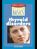 Barnes and Noble Basics Thyroid Disorders