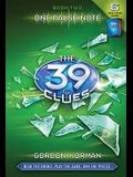 The 39 Clues #2: One False Note [With 6 Game Cards]