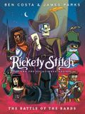 Rickety Stitch and the Gelatinous Goo Book 3: The Battle of the Bards