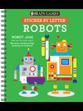 Sticker Puzzles Robots