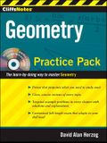 Cliffsnotes Geometry Practice Pack with CD [With CDROM]
