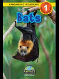 Bats: Animals That Make a Difference! (Engaging Readers, Level 1)