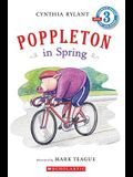 Poppleton in Spring (Scholastic Reader, Level 3)