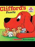 Clifford's Family (Clifford 8x8)