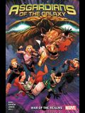 Asgardians of the Galaxy Vol. 2: War of the Realms