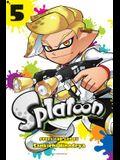 Splatoon, Vol. 5, Volume 5