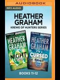 Heather Graham Krewe of Hunters Series: Books 11-12: The Night Is Forever & the Cursed
