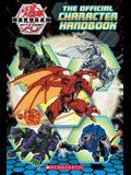 Bakugan Battle Planet: Official Character Handbook