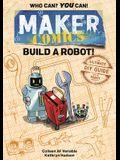 Maker Comics: Build a Robot!