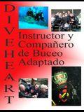 Diveheart Instructor Y Compañero de Buceo Adaptado