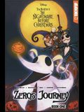 Disney Manga: Tim Burton's the Nightmare Before Christmas -- Zero's Journey Graphic Novel Book 1 (Official Full-Color Graphic Novel, Collects Single C