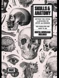 Skulls & Anatomy: Copyright Free Vintage Illustrations for Artists & Designers