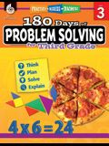 180 Days of Problem Solving for Third Grade: Practice, Assess, Diagnose