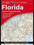 Delorme Atlas & Gazetteer: Florida