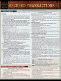 Secured Transactions: A Quickstudy Laminated Reference Guide