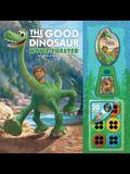 Disney•Pixar The Good Dinosaur Movie Theater Storybook & Movie Projector