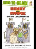 Henry and Mudge and the Long Weekend: Ready-To-Read Level 2