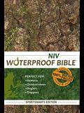 Waterproof Bible-NIV-Sportsman