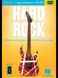 Hard Rock: A Step-By-Step Breakdown of Guitar Styles and Techniques
