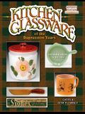 Kitchen Glassware of the Depression Years: Identification & Values