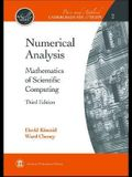 Numerical Analysis: Mathematics of Scientific Computing (The Sally Series; Pure and Applied Undergraduate Texts, Vol. 2)