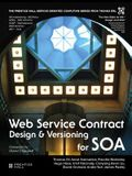 Web Service Contract Design and Versioning for Soa (Paperback)