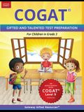 COGAT Test Prep Grade 3 Level 9: Gifted and Talented Test Preparation Book - Practice Test/Workbook for Children in Third Grade