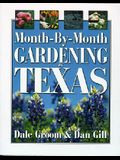 Month by Month Gardening in Texas