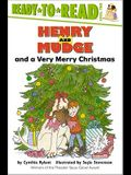 Henry and Mudge and a Very Merry Christmas: Ready-To-Read Level 2