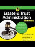 Estate & Trust Administration for Dummies Lib/E