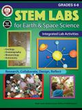 STEM Labs for Earth & Space Science, Grades 6-8