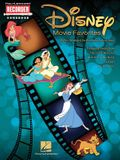 Disney Movie Favorites: 9 Hits Arranged for Recorder Solo or Duet