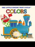 The Little Engine That Could Colors