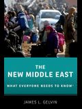 The New Middle East: What Everyone Needs to Knowr