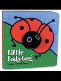 Little Ladybug: Finger Puppet Book: (finger Puppet Book for Toddlers and Babies, Baby Books for First Year, Animal Finger Puppets) [With Finger Puppet