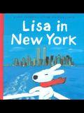 Lisa in New York