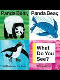 Panda Bear, Panda Bear, What Do You See?: Slide and Find