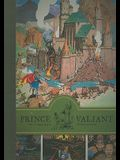 Prince Valiant Volume 2